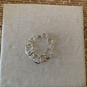 Chloe + Isabel Jewelry - Organic Link Toggle Bracelet